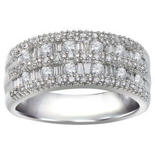 10k I-J 1/2ct TDW Diamond Anniversary Band