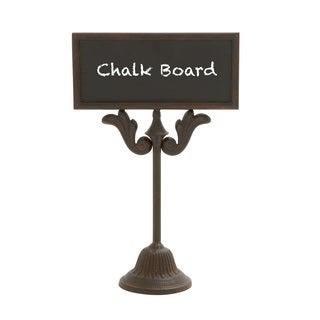 Wonderful Metal Chalkboard