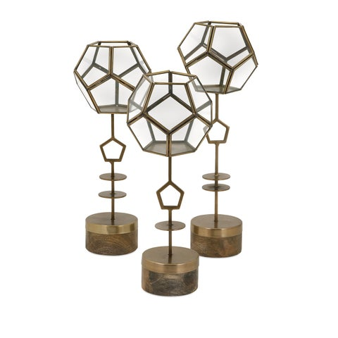 Jada Terrarium Stands (Set of 3)