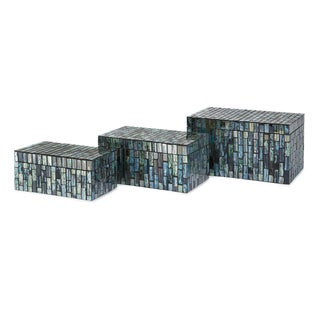 Aramis Mosaic Boxes (Set of 3)