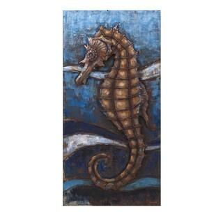 Seahorse Dimensional Wall Decor