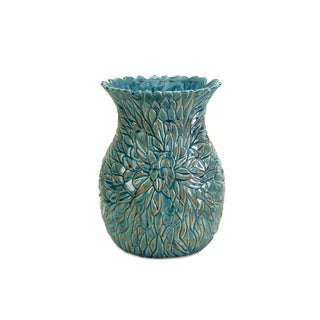 Small Lotus Leaves Vase