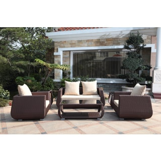 Bistre 6-Piece Outdoor Conversation Set