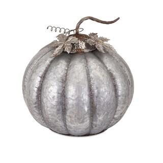 Kellan Galvanized Pumpkin - Large