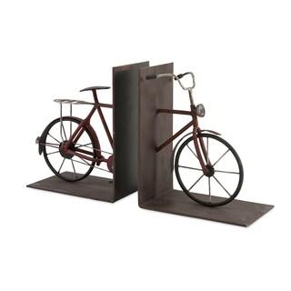 Renee Bicycle Book Ends (Set of 2)