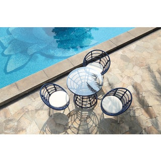 Echo 4-Piece Outdoor Dining Set
