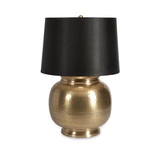 Raisa Oversized Brass Lamp