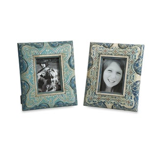 Haani Hand Painted Frames (Set of 2)