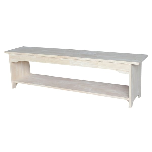 Brookstone 60 Inch Bench Free Shipping Today 17293860