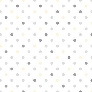 Con-Tact Brand Creative Covering Self-Adhesive Vinyl Shelf and Drawer Liner, Dottie Grey