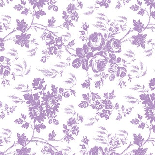 Con-Tact Brand Creative Covering Self-Adhesive Shelf and Drawer Liner Toile Lavender