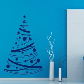 Sticker Christmas Tree Vinyl Wall Art
