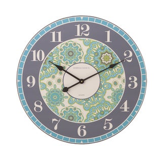 Essentials Reflective Wall Clock