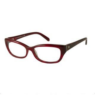 Kate Spade Women's Catalina Rectangular Reading Glasses