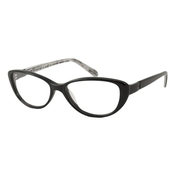 5bad56255d8 Shop Kate Spade Women s Finley Cat-Eye Reading Glasses - Free ...