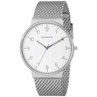 Skagen Men's Ancher SKW6163 Stainless Steel Quartz Watch