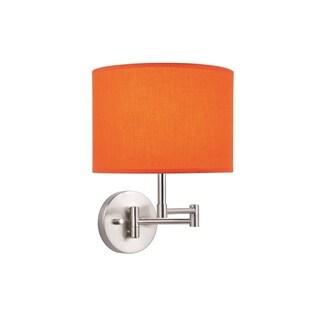 Lite Source Kasen 1-light Swing Arm Wall Lamp