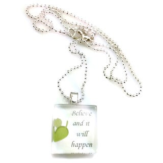 Mama Designs Inpirational Necklace