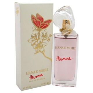 Hanae Mori Hanae Women's 1.7-ounce Eau de Parfum Spray