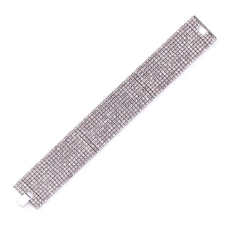 Isla Simone Eleven Row Tennis Bracelet
