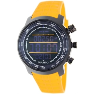 Suunto Men's Elementum SS019172000 Digital Silicone Quartz Watch