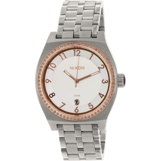 Nixon Women's Monopoly A3251519 Stainless Steel Quartz Watch