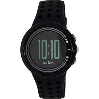 Suunto Men's M5 SS018260000 Digital Rubber Quartz Watch