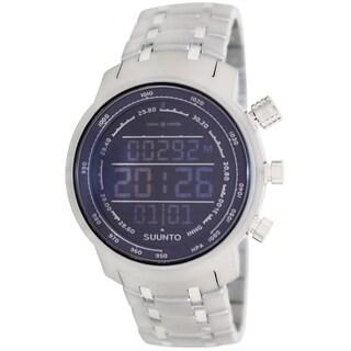 Suunto Men's Elementum SS014521000 Digital Stainless Steel Quartz Watch