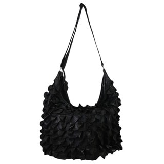 Black Hobo Bags - Shop The Best Brands Today - Overstock.com