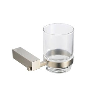 Fresca Ottimo Brushed Nickel Tumbler Holder