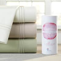 PureCare Luxurious SuperSoft Celliant Healing/ Energy Sateen 4-piece Sheet Set