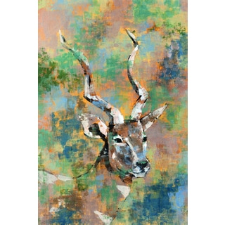 Portfolio Canvas Decor Madelaine Morris 'Studio Safari I' Framed Canvas Wall Art