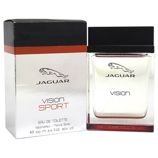 Jaguar Vision Sport Men's 3.4-ounce Eau de Toilette Spray