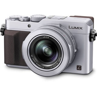Panasonic LUMIX DMC-LX100 Digital Camera (Silver) New in Non-Retail Package