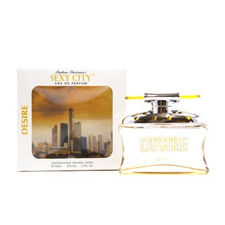 Parfums Parisienne's Sexy City Desire 3.3 ounce Eau de Parfum Spray