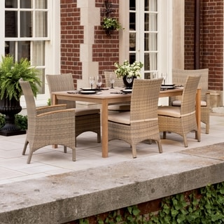 Oxford Garden Hampton Table and Antique Torbay Chairs