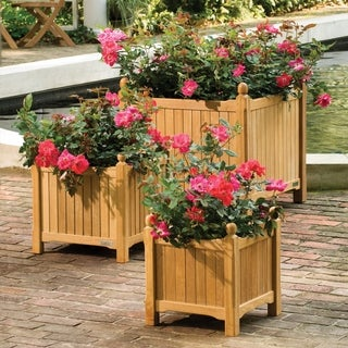 Oxford Garden Planter 3-piece Set