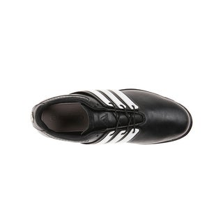 Adidas Men's Pure 360 LTD Black/ White Golf Shoe