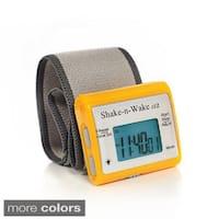 Shake-N-Wake Silent Vibrating Alarm Clock