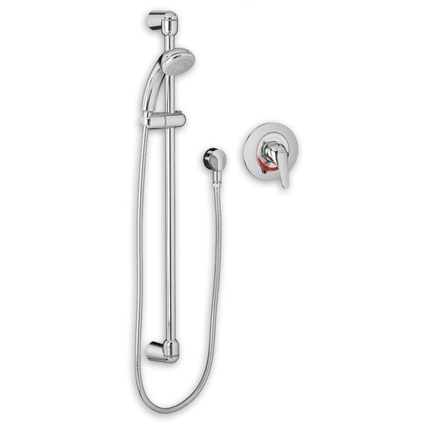 American Standard Flowise 1662.211.002 Polished Chrome Shower Faucet