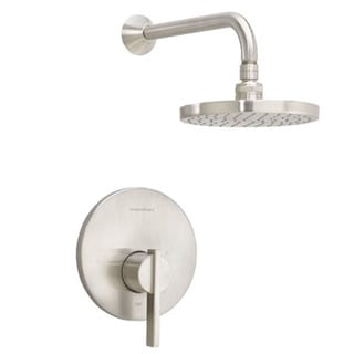 American Standard Berwick T430.501.002 Polished Chrome Shower Faucet