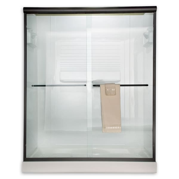 American Standard Shower Door AM00370.400.224 Oil Rubbed Bronze