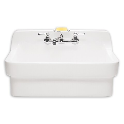 American Standard Country Kitchen Sink 9062.008.020 White