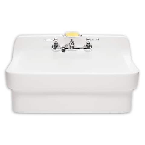 American Standard Country Kitchen Sink, White (9062.008.020)