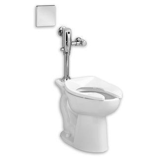 American Standard Madera Bowl 3451.001.020 White Toilet