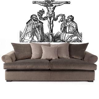 Jesus Christ Sticker Wall Art