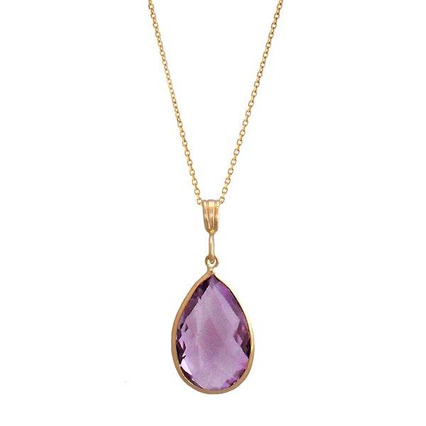 Jewellery Pink Amethyst