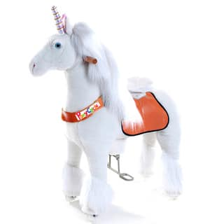 Vroom Rider PonyCycle Ride-on Galloping Unicorn|https://ak1.ostkcdn.com/images/products/10168456/P17296394.jpg?impolicy=medium