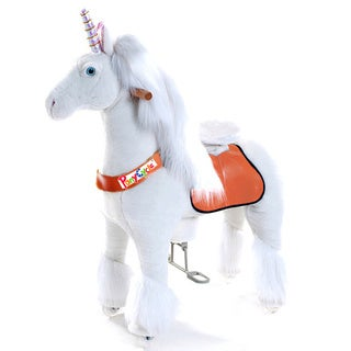 Vroom Rider PonyCycle Ride-on Galloping Unicorn (2 options available)