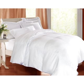 kathy ireland HOME 1000 Thread Count Swiss Dot Down Alternative Comforter